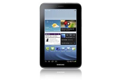 Samsung Galaxy Tab 2 (7.0) Teaser