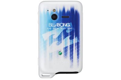 Sony Ericsson Xperia Active Billabong Teaser