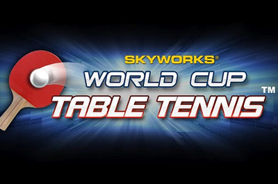 World Cup Table Tennis Teaser
