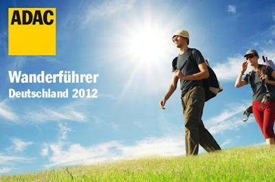 ADAC Wanderführer Deutschland Teaser