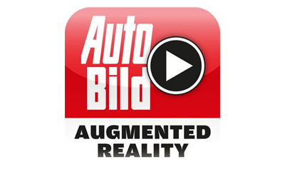 AUTO BILD Augmented Reality Teaser