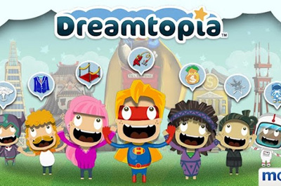 Dreamtopia Teaser