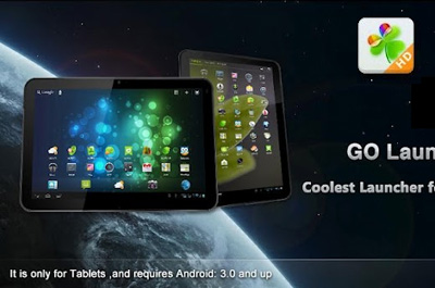 GO Launcher HD for Pad Teaser