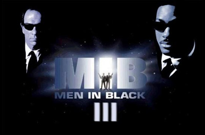 Men in Black 3 Teaser