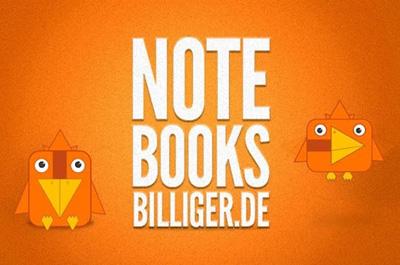 notebooksbilliger.de Mobil App Teaser