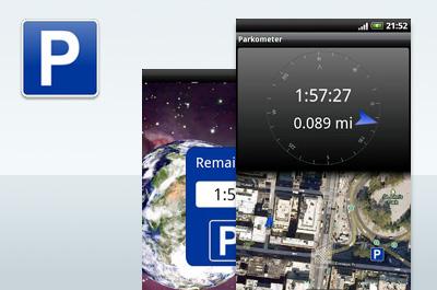 Parkometer AR Teaser