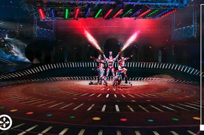 360° Starlight Express Musical Teaser