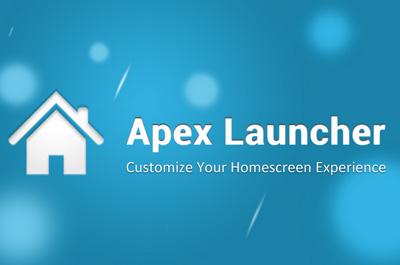 APEX Launcher Teaser
