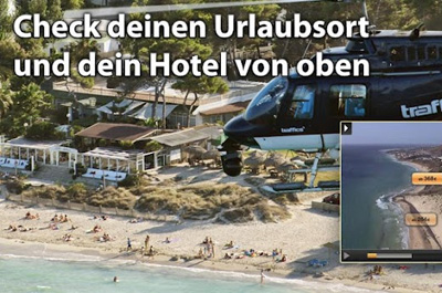 HeliView Hotelvideos von oben Teaser