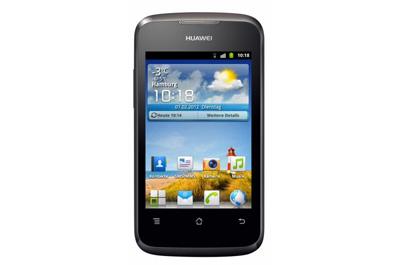 Huawei Ascend Y200 Teaser
