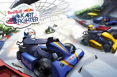 Red Bull Kart Fighter WT Teaser