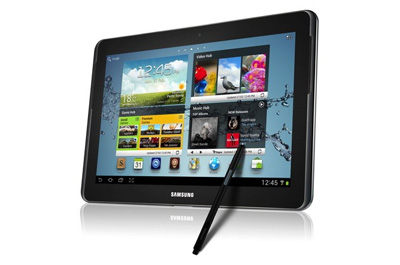 Samsung Galaxy Note 10.1 Teaser