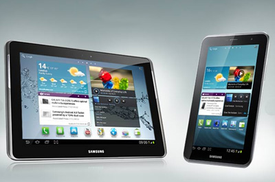 Samsung Galaxy Tab 2 Teaser
