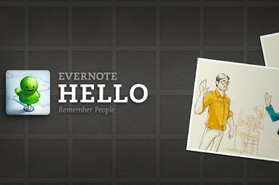 Evernote Hello Teaser