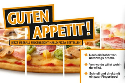 Hallo Pizza Teaser