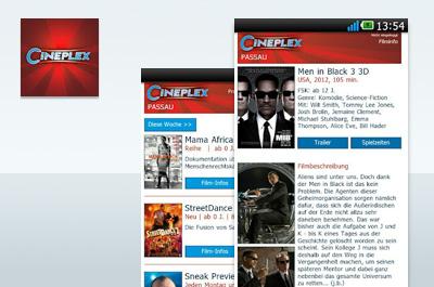 CINEPLEX Kinoprogramm Teaser