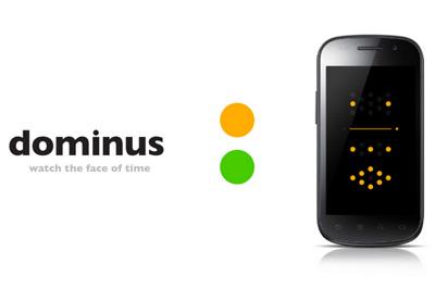 Dominus - artwork clock Teaser