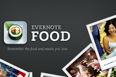 Evernote Food Teaser