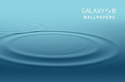 Galaxy SIII Wallpapers Teaser