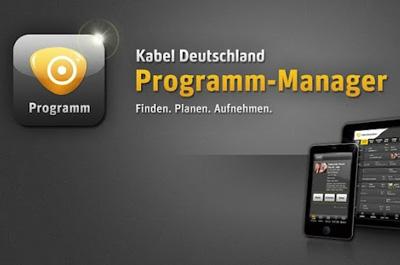 Programm-Manager Smartphone & Tablet Teaser
