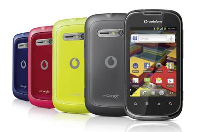 Vodafone Smart 2 Teaser