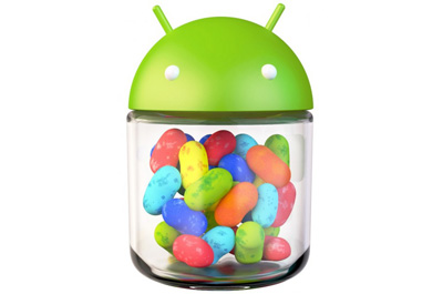 Android 4.1 (Jelly Bean) Teaser