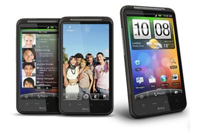 HTC Desire HD Teaser