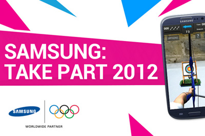Samsung: Take Part 2012 Teaser