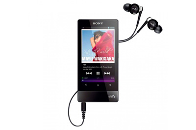 Sony Walkman F800 Teaser