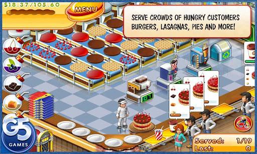 Neue Kochspiele