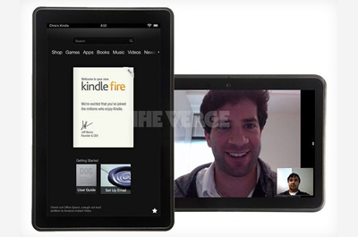 Amazon Kindle Fire 2 Teaser