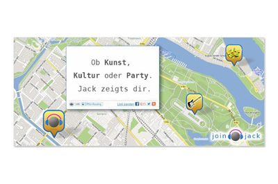 JoinJack - Event Party Kultur Teaser