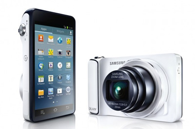 Samsung Galaxy Camera Teaser