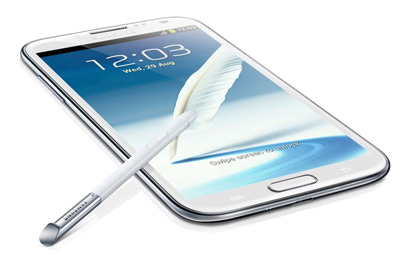 Samsung Galaxy Note 2 Teaser