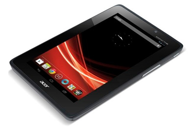 Acer Iconia Tab A110 Teaser