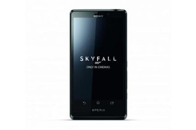 Sony Xperia T Skyfall