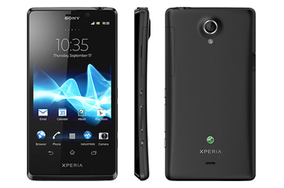 Sony Xperia T Teaser