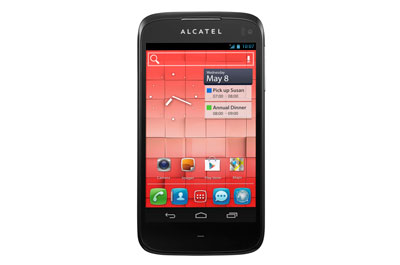 ALCATEL ONE TOUCH 997D ULTRA Teaser