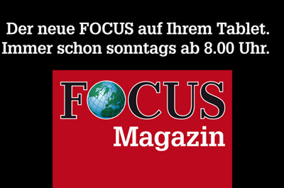 FOCUS Magazin Teaser
