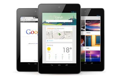 Google Nexus 7 Teaser