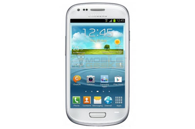 Samsung Galaxy S 3 Mini Teaser