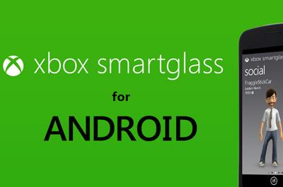 Xbox SmartGlass Teaser