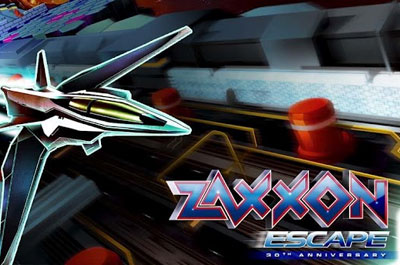 Zaxxon Teaser