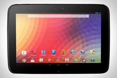 Google Nexus 10 Teaser