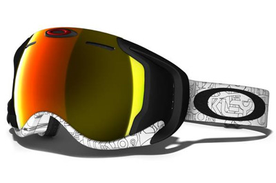 Oakley Airwave Ski-Brille