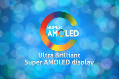 Super AMOLED Teaser