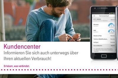 Telekom Kundencenter Teaser