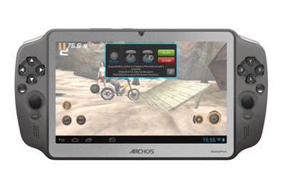 Archos Gamepad Teaser