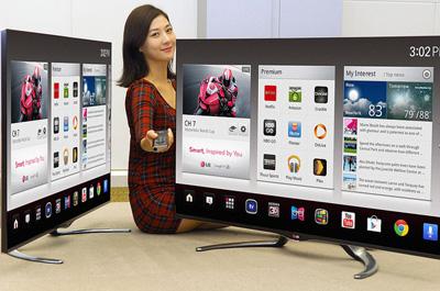 LG Google TV Teaser