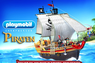 Playmobil Piraten Teaser